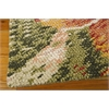 "Nourison Impressionist Rectangle Rug  By Nourison, Spring, 5'6"" X 7'6"""