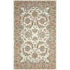 India House Ivory/Gold Area Rug
