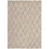 "Nourison Bbl17 Intermix Rectangle Rug  By Nourison, Driftwood, 5'3"" X 7'5"""