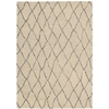 "Bbl17 Intermix Rectangle Rug By, Sand, 5'3"" X 7'5"""