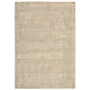 "Nourison Bbl17 Intermix Rectangle Rug  By Nourison, Cloud, 5'3"" X 7'5"""