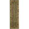 "Jaipur Runner Rug By, Green, 2'4"" X 8'"