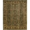 "Jaipur Rectangle Rug By, Green, 7'9"" X 9'9"""