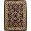 Jaipur Black Area Rug