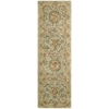 "Jaipur Runner Rug By, Aqua, 2'4"" X 8'"