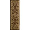 "Jaipur Runner Rug By, Cinnamon, 2'4"" X 8'"
