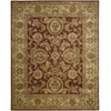 "Nourison Jaipur Rectangle Rug  By Nourison, Cinnamon, 7'9"" X 9'9"""