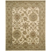 "Nourison Jaipur Rectangle Rug  By Nourison, Ivory, 7'9"" X 9'9"""