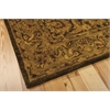 "Nourison Jaipur Rectangle Rug  By Nourison, Brown, 5'6"" X 8'6"""