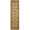 Jaipur Ivory/Brown Area Rug
