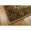 "Nourison Jaipur Rectangle Rug  By Nourison, Ivory Brown, 5'6"" X 8'6"""