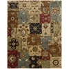 "Nourison Jaipur Rectangle Rug  By Nourison, Multicolor, 7'9"" X 9'9"""