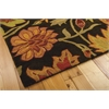"Jaipur Rectangle Rug By, Chocolate, 5'6"" X 8'6"""