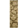 "Jaipur Runner Rug By, Bronze, 2'4"" X 8'"