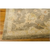 "Jaipur Rectangle Rug By, Mushroom, 7'9"" X 9'9"""