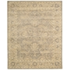 "Nourison Jaipur Rectangle Rug  By Nourison, Taupe, 7'9"" X 9'9"""