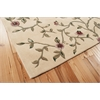 "Julian Rectangle Rug By, Light Gold, 5'3"" X 8'3"""