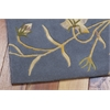 "Julian Runner Rug By, Light Blue, 2'3"" X 8'"