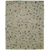 "Julian Rectangle Rug By, Light Green, 7'6"" X 9'6"""