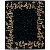 Julian Black Area Rug
