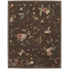 "Nourison Julian Rectangle Rug  By Nourison, Mushroom, 7'6"" X 9'6"""