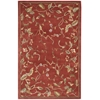 Julian Persimmon Area Rug
