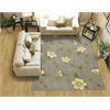 "Nourison Julian Rectangle Rug  By Nourison, Grey, 7'6"" X 9'6"""