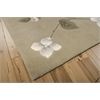 "Nourison Julian Rectangle Rug  By Nourison, Light Gold, 5'3"" X 8'3"""