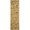 "Nourison Julian Runner Rug  By Nourison, Gold, 2'3"" X 8'"