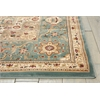"Antiquities ""Imperial Garden"" Slate Blue Area Rug"