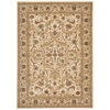 "Nourison Ki06 Lumiere Rectangle Rug  By Nourison, Beige, 5'3"" X 7'5"""