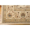 "Nourison Ki06 Lumiere Rectangle Rug  By Nourison, Beige, 7'9"" X 10'10"""
