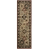 "Nourison Ki06 Lumiere Runner Rug  By Nourison, Multicolor, 2'3"" X 7'9"""