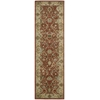 "Ki06 Lumiere Runner Rug By, Brick, 2'3"" X 7'9"""