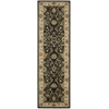 "Ki06 Lumiere Runner Rug By, Onyx, 2'3"" X 7'9"""