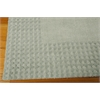 "Nourison Ki07 Cottage Grove Rectangle Rug  By Nourison, Mist, 5'3"" X 7'5"""