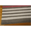"Ki08 Griot Rectangle Rug By, Poppy Seed, 5'3"" X 7'5"""