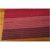 "Ki08 Griot Rectangle Rug By, Saffron, 5'3"" X 7'5"""