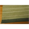 "Nourison Ki08 Griot Rectangle Rug  By Nourison, Thyme, 5'3"" X 7'5"""