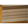 "Nourison Ki08 Griot Rectangle Rug  By Nourison, Clove, 5'3"" X 7'5"""