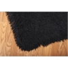 "Ki09 Studio Rectangle Rug By, Onyx, 7'6"" X 9'6"""