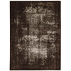 "Karma Rectangle Rug By, Latte, 5'3"" X 7'4"""
