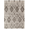 "Nourison Karma Rectangle Rug  By Nourison, Beige, 5'3"" X 7'4"""