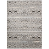 "Karma Rectangle Rug By, Stone, 5'3"" X 7'4"""