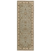 "Legend Runner Rug By, Aqua, 2'6"" X 8'"