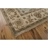 "Legend Rectangle Rug By, Aqua, 7'9"" X 9'9"""