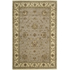 "Nourison Legend Rectangle Rug  By Nourison, Grey, 5'6"" X 8'6"""