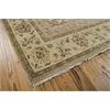 "Nourison Legend Rectangle Rug  By Nourison, Grey, 7'9"" X 9'9"""