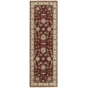 "Nourison Legend Runner Rug  By Nourison, Red, 2'6"" X 8'"