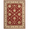 Legend Red Area Rug